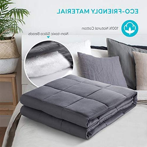 "BUZIO Blanket for Adults, x 72"", Dark Grey"