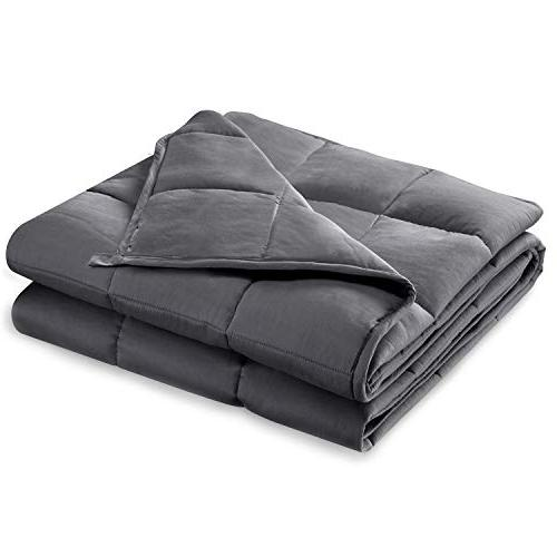 weighted blanket 15 lbs for 140 180