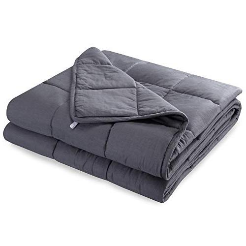 weighted blanket for adults 20lbs for 150