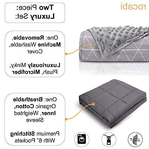 rocabi Weighted Blanket