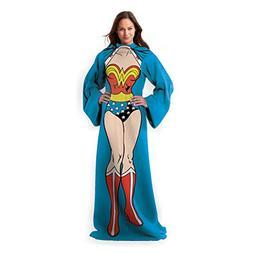 "Licensed DC Comics Wonder Woman ""Being Wonder Woman"" Comfy 4"
