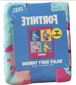 loot llama blanket throw new soft cuddly