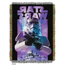 """The Northwest Company Lucas' Star Wars """"Storm Ahead"""" Tapestr"""