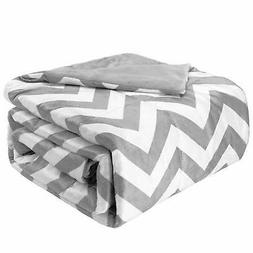 Exclusivo Mezcla Luxury Large Throw Blanket- Soft, Cozy and