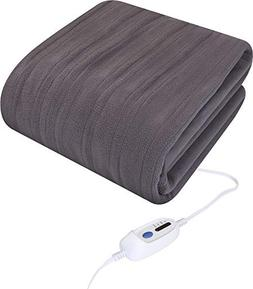 Utopia Bedding Luxurious Micro-Fleece Electric Throw  - Adju