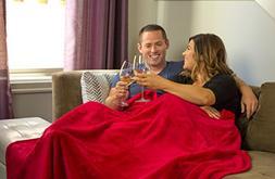 Higher Comfort Luxuriously Soft Premium Summer Throw Blanket