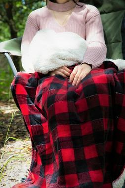 Luxury Fleece Throw Blanket Extra Soft Warm Durable Hight Qu