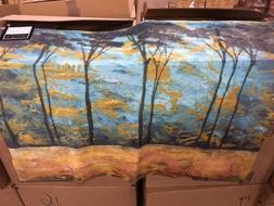 DENY Designs Madart Parting Of Ways 1 Fleece Throw Blanket,
