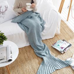 Mermaid <font><b>Throw</b></font> <font><b>Blanket</b></font