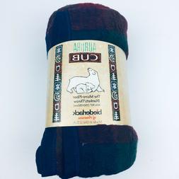 Microfiber Flannel Fleece Throw Blanket Fall Winter Checkere