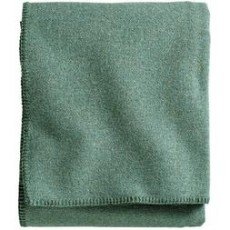 NEW Pendleton Eco-Wise Wool Washable King Blanket In Shale B