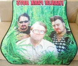 New Trailer Park Boys Fleece Throw Gift Blanket Julian Ricky