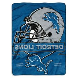 Northwest Company NFL® Detroit Lions Prestige Raschel Th