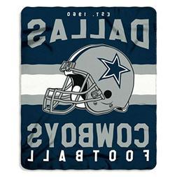 "NFL Teams New Logo Large Soft Fleece Throw Blanket 50"" X 60"""