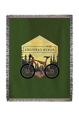 Lantern Press North Carolina - Ride - Mountain Bike - Contou