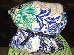 NWT Vera Bradley 80x 50Floral Throw Blanket in SANTIAGO
