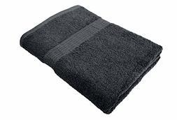 J&M Home Fashions Oversized Extra Large Cotton Bath Towel, 3