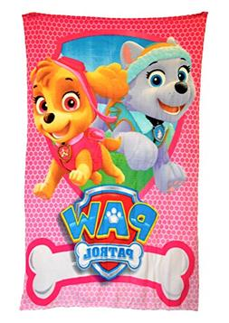 Character Paw Patrol 'Rescue' Girls Panel 100% Polyester Fle
