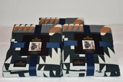 pendleton home collection throw luxe black multi