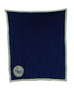 Northwest Polyester Throw Blankets Los Angeles Dodgers Licen