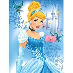 "Disney Princess Cinderella ""Little Friends"" Royal Plush Rasc"
