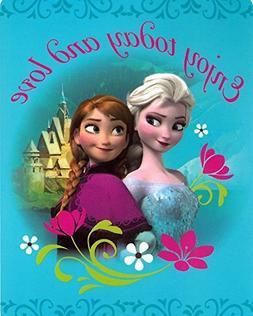 Disney Princess Frozen - Sister Love Enjoy Today and Love El