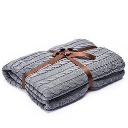 Prosshop Luxury Handmade Crochet Fabric Lovely Sleeping Thro