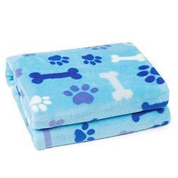 Allisandro Super Soft and Fluffy Premium Flannel Fleece Dog