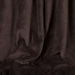Berkshire Serasoft Plush Blanket, Chocolate Brown, Twin
