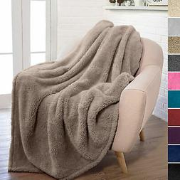 soft fuzzy warm cozy throw blanket