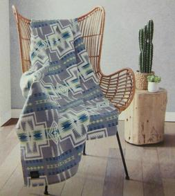 "PENDLETON soft multi color design Throw / Blanket - 50"" x 70"