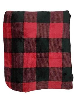 The Big One Soft Plush Throw Blanket Oversized 60 x 72 inche