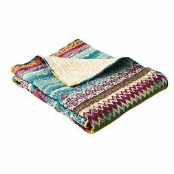 Southwest Cotton Throw Blanket