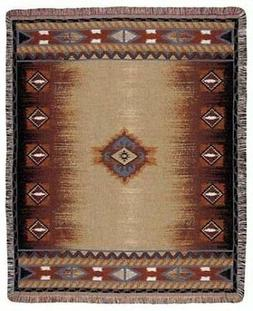 southwest tapestry throw blanket