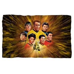 Star Trek The Original Series Crew 50th Anniversary Sublimat