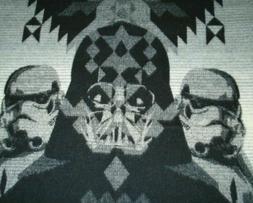Pendleton Star Wars Empire Strikes Back Crib Blanket