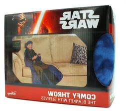 Star Wars The Force Awakens Chewbacca Youth Comfy Throw with