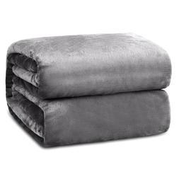 Faux Fur Fleece Blanket Large Sofa Mink Bed Throw Soft Warm