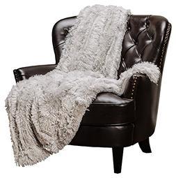 Chanasya Super Soft Shaggy Longfur Throw Blanket | Snuggly F