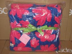 Vera Bradley Throw Blanket, Art Poppies