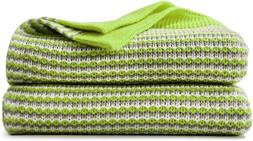 VEEYOO Throw Blanket for Couch - Lightweight Cozy Blankets a