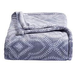 Throw Blanket Plush Super Soft and Cozy Large 60 x 72