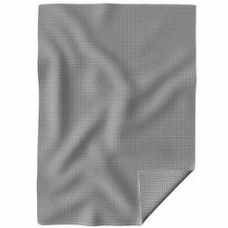 Throw Blanket Small Check Gingham Buffalo Black And White Gr