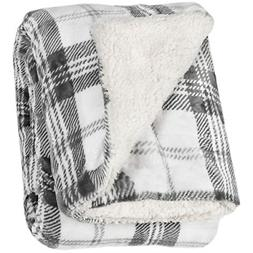 Life Comfort Ultimate Sherpa Throw - 60 in x 70 in