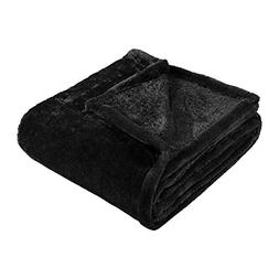 Superior Ultra-Plush Fleece Blankets, Thick, Cozy, and Warm