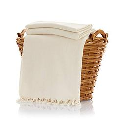 Bamboo Throw Blanket Ultra Soft Natural Premium for Couch So