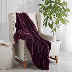 Reafort Ultra Soft Flannel Fleece All Season Light Weight Li