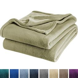 Ivy Union Ultra Soft Microplush Velvet Blanket - Luxurious F