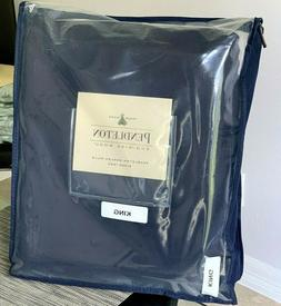 Pendleton Washable Eco-Wise Wool King Blanket  ONLY! Midnigh