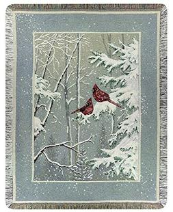 Manual Woodworkers and Weavers Holiday Collection Tapestry T